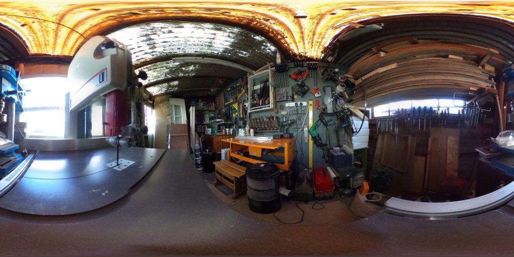 Workshop tidy