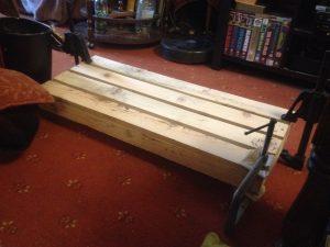Pedal Board Build 01